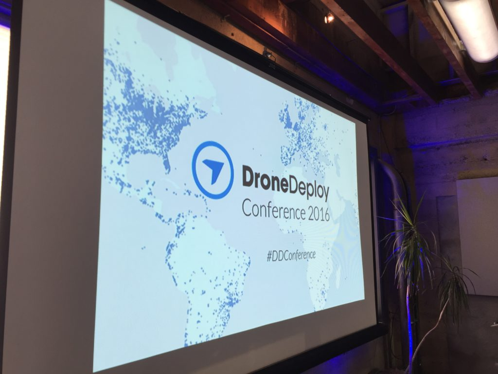 Conference in the Drone Deploy offices in downtown SF (November 2016).