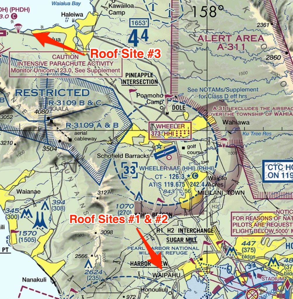 Blog DroneTribe - Class g airspace map